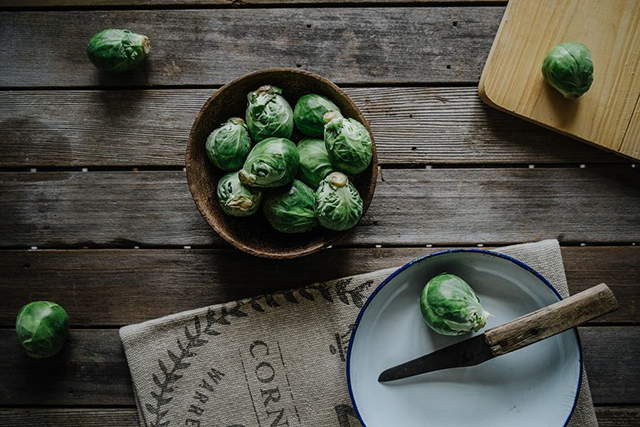 Why Brussels sprouts are the new kale