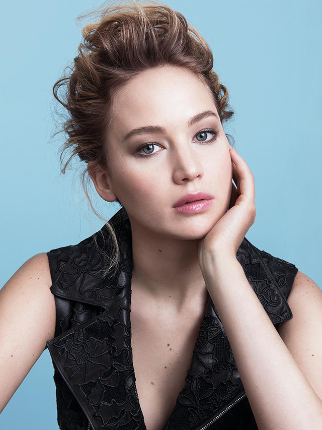 Jennifer Lawrence lands major beauty campaign