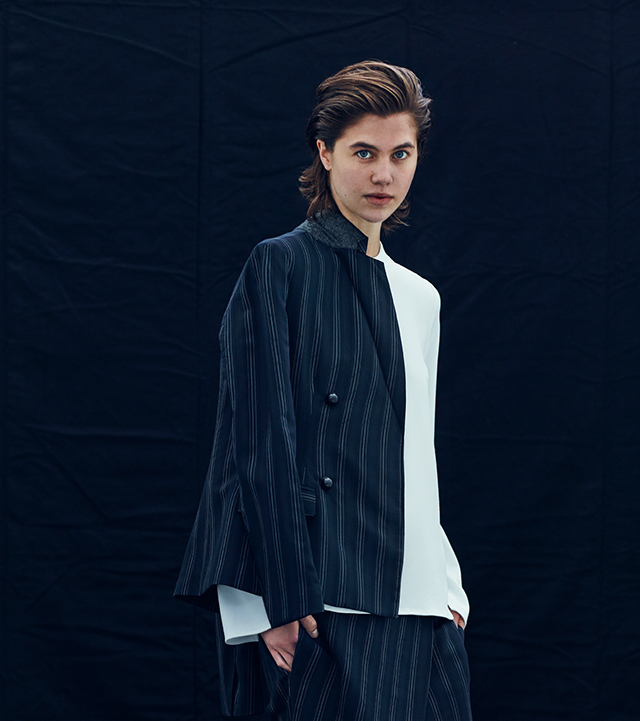 Casual cool: Bassike's pre-fall collection