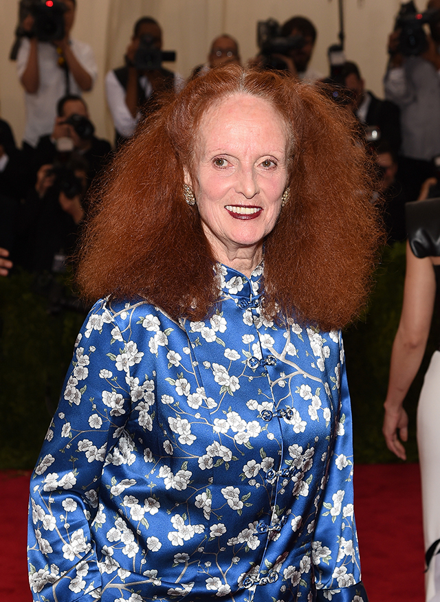 Grace Coddington resigns from Vogue - but what's next?