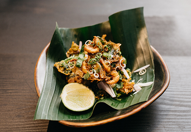 David Thompson is bringing his world-famous Thai food to Sydney