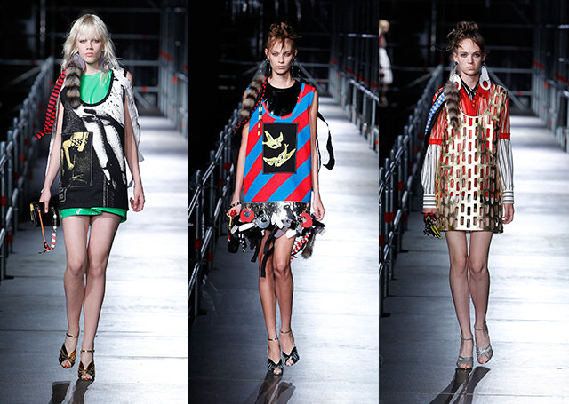 Culture club: Miu Miu's Resort 2016 show and fragrance launch