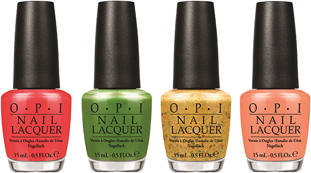 Colour me happy: OPI heads to Hawaii