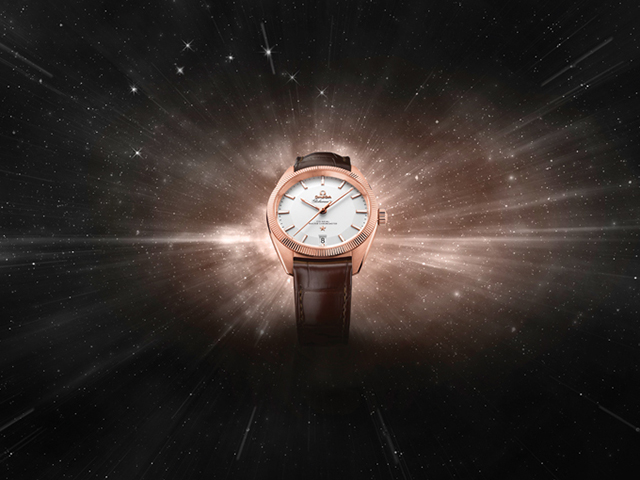 Omega unveils dramatic new designs