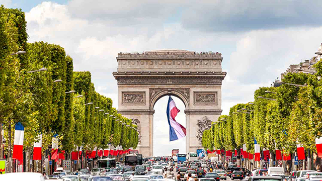 Heading to Paris? The Champs-Elysees could be closed