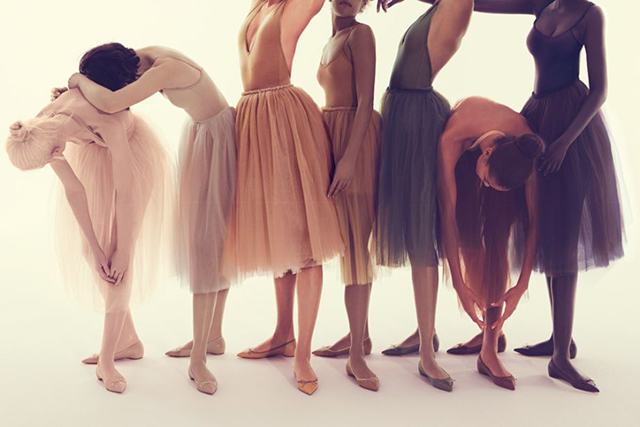 Christian Louboutin releases Nude ballet flats for ALL skin tones