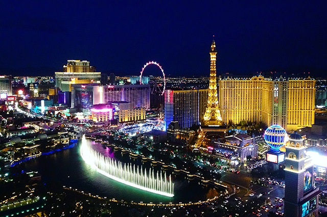 Buro city guide: Las Vegas