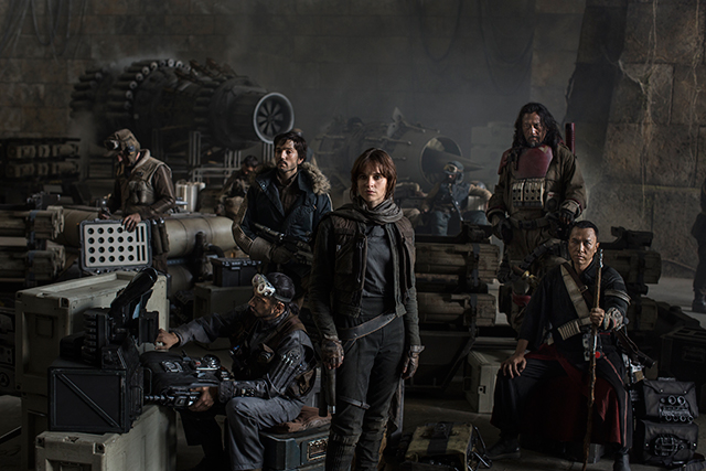 Watch the trailer for Rogue One: A Star Wars Story