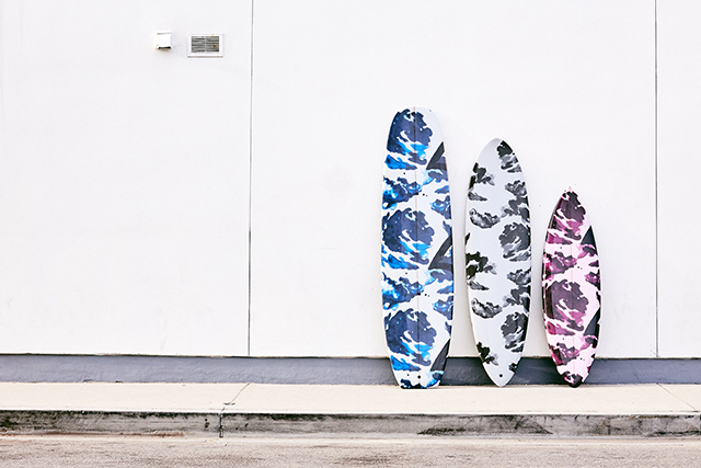 When fashion, art and surf collide: must-have surfboards