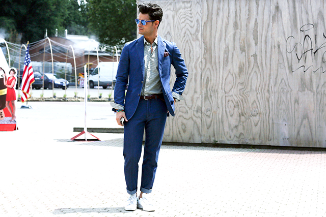 Smarten up: the Buro guide to casual Friday