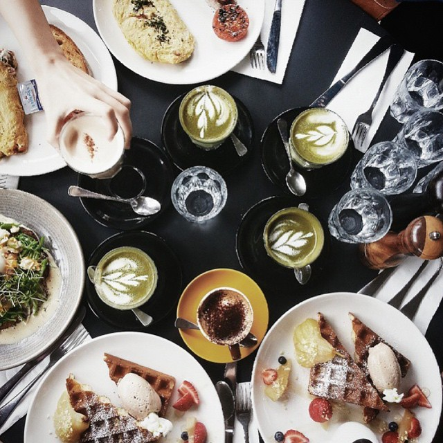 The 5 best Perth brunch spots worth getting out of bed for