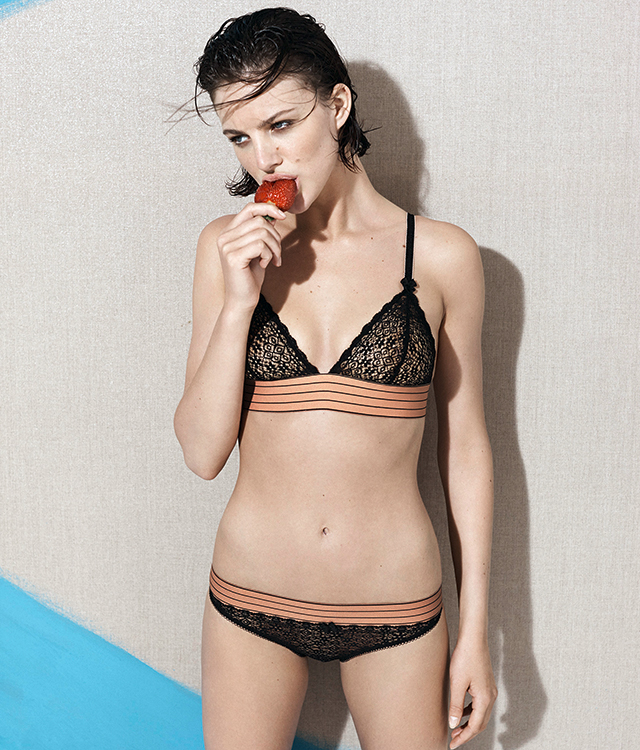 New romance: Stella McCartney A/W '15 lingerie