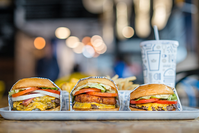 Which epic burger bar is FINALLY open in Sydney?
