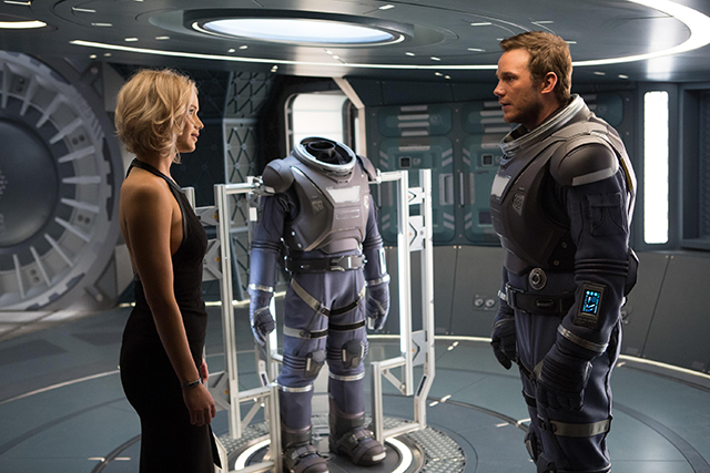 Jennifer Lawrence's new movie trailer is out of this world