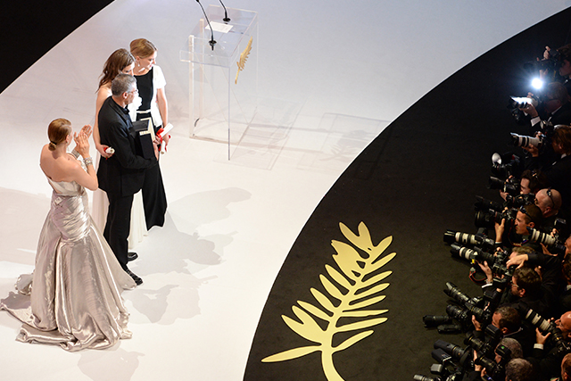 Now you can buy your own Cannes Film Festival Palme d'Or award