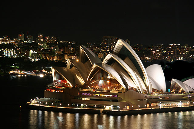 You could soon be able to Airbnb the Opera House