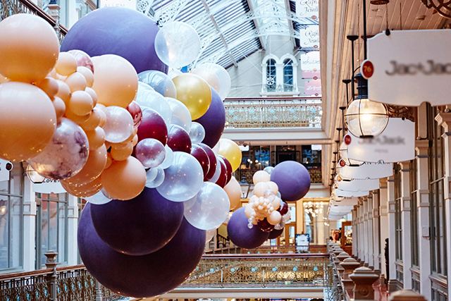 Balloons! Champagne! Discounts! Sydney's Strand turns 125