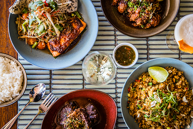 This hot South-East Asian eatery now has city and ocean views