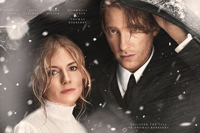 Is this Burberry's most impressive campaign yet?