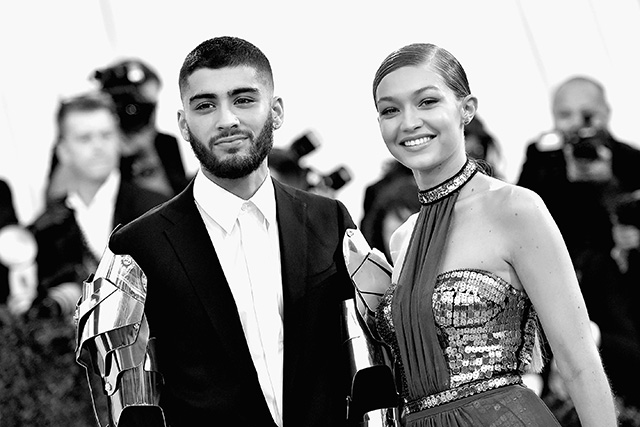 How Zayn Malik and Gigi Hadid are conquering the fashion world