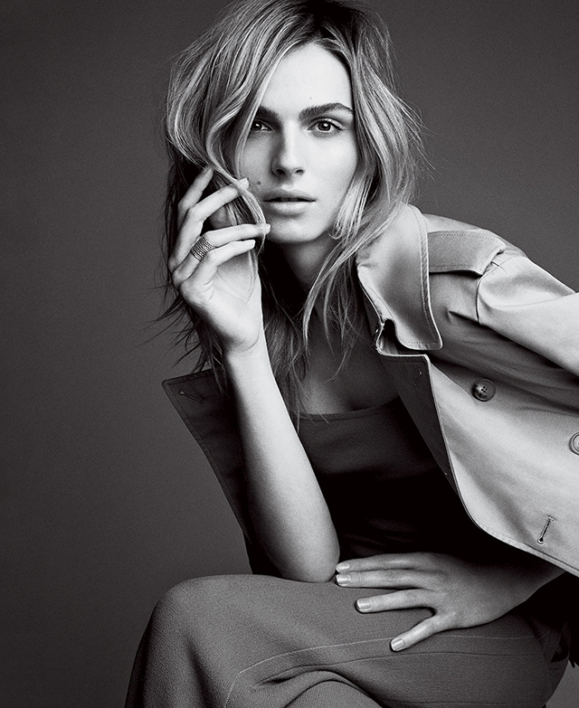 World first: transgender model Andreja Pejic scores a nod from US Vogue