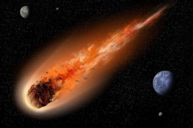 Could a newfound asteroid wipe out global debt?
