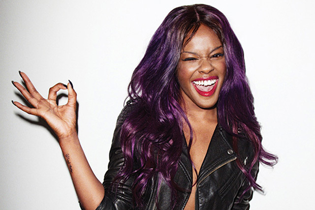 Azealia Banks is taking anger management classes