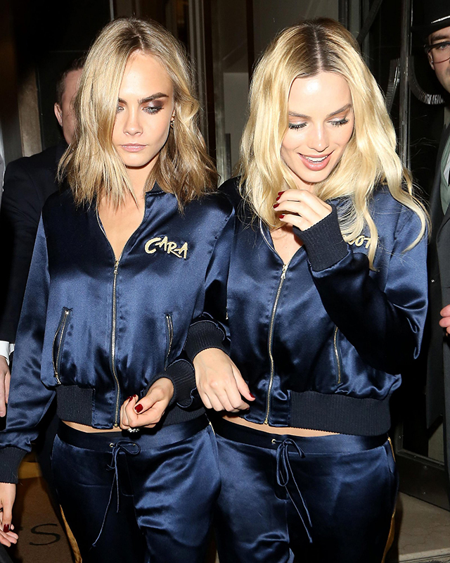 Introducing Chaos, the collection worn by Cara D and Margot Robbie