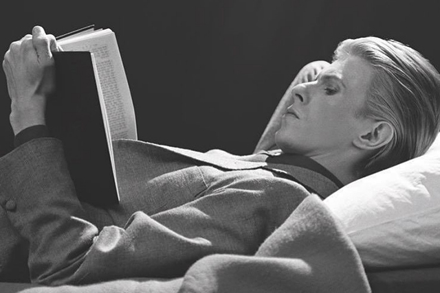 Here's how to join David Bowie's book club