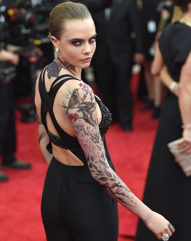 A shocking new study links tattoo ink to cancer