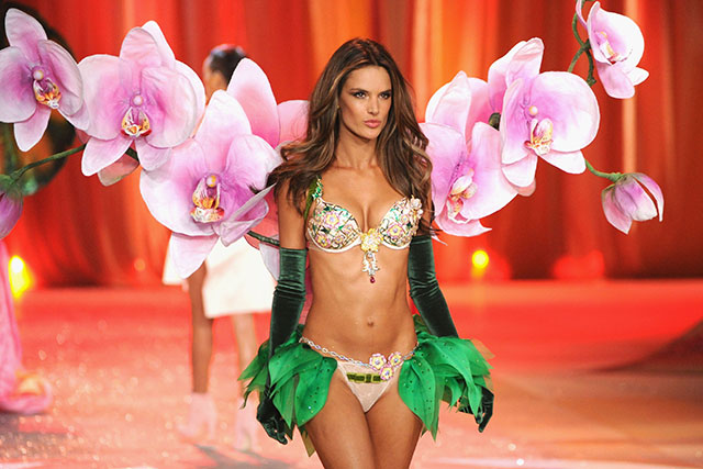 Guess which VS angel will be wearing the $3M Fantasy Bra this year?
