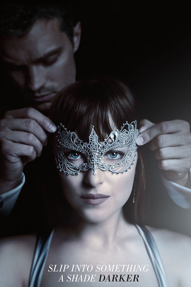 Sneak peek: a new Fifty Shades Darker teaser is out