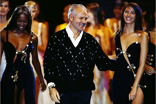 You won't believe who's just been cast in the Gianni Versace biopic