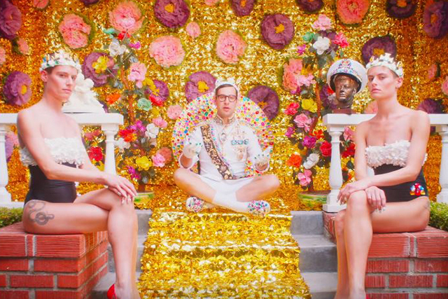 Watch: Lena Dunham directs music video for Bleachers
