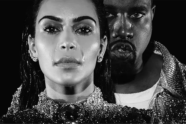 Kanye's music videos now double as fashion campaigns – go figure