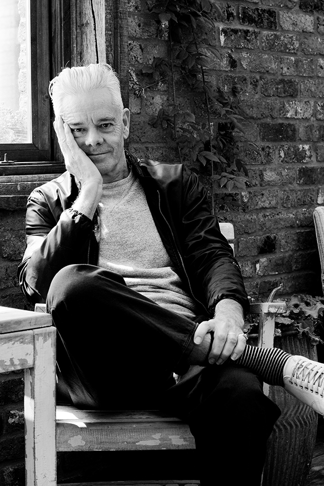 In conversation: Topman Creative Director Gordon Richardson