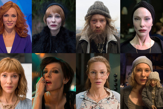 Watch: Cate Blanchett takes on 13 roles in new film