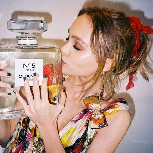 Lily-Rose Depp just added a MASSIVE role to her CV