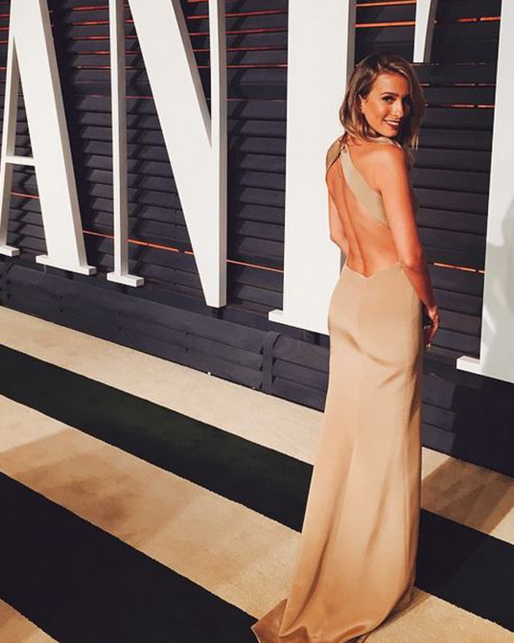 Hollywood insider: TV host Renee Bargh