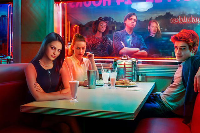Watch: Riverdale's steamy season two promo