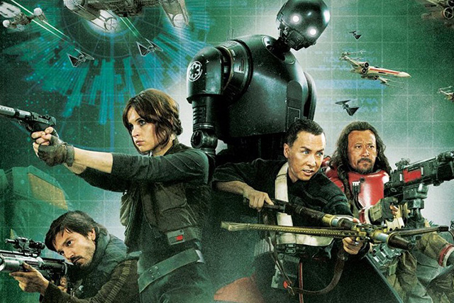 The second Rogue One: A Star Wars Story trailer is out!