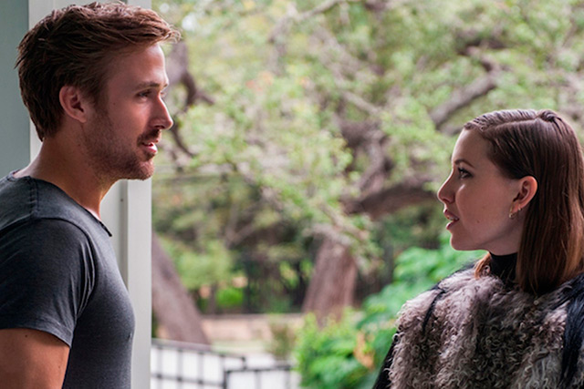 Ryan Gosling and Lykke Li sing duet in new Song to Song clip
