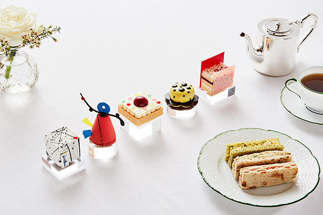 The Banksy-inspired High Tea