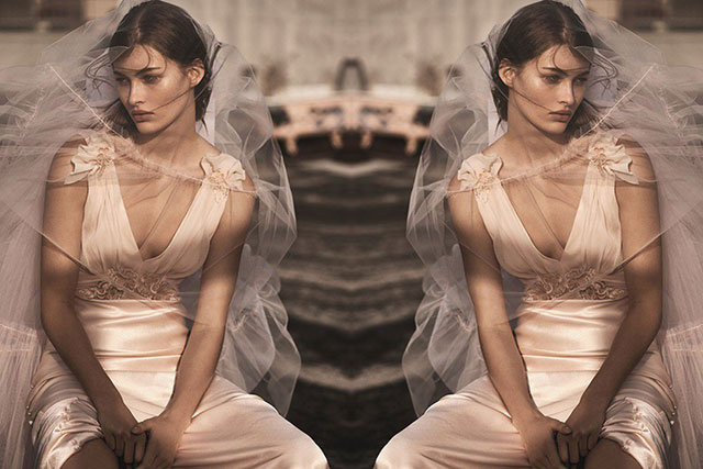 Topshop is launching a bridal collection
