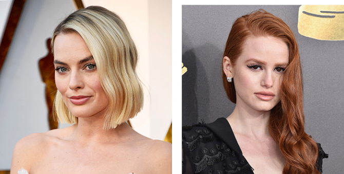 How to find the best hair colour for your skin tone
