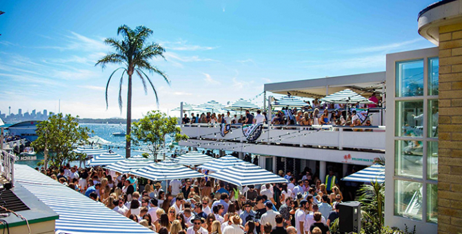 Where to party in Sydney this Australia Day