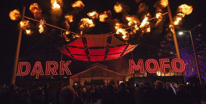 Dark Mofo's potent line-up explores sex, death and debauchery