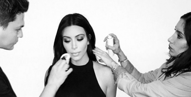 Kim Kardashian's hair stylist Jen Atkin chats all things hair
