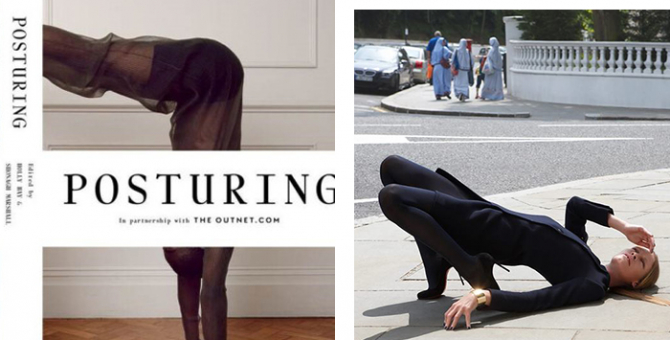 The Outnet launches an exquisite art book that celebrates fashion and the human form