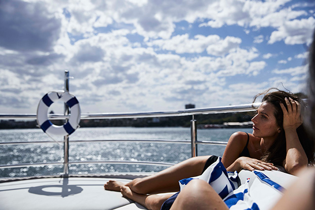 All aboard: money can't buy this superyacht experience
